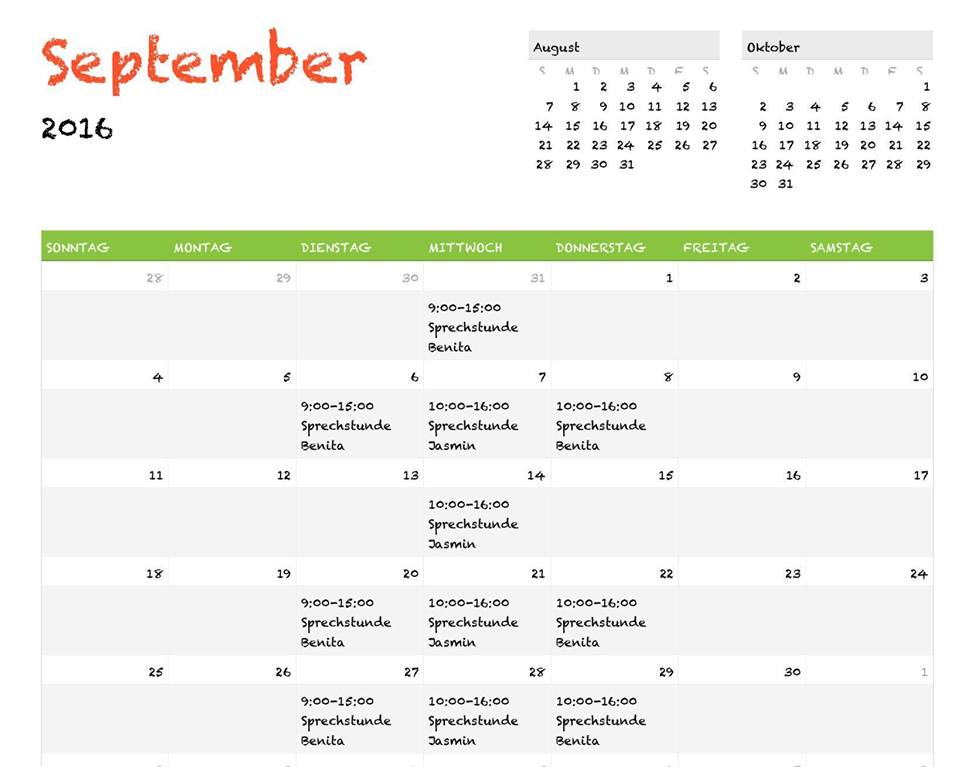 September16Sprechstunde